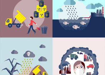 Шкідливий вплив на атмосферу сміттєперероблюючих заводів
