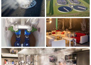 ТОП-5 місць встановлення повітряних фільтрів